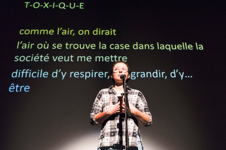 Belgian Championship Poetry Slam